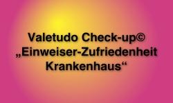IFABS Valetudo Check-up Einweiser-Zufriedenheit Klinik