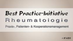 Best Practice-Initiative Rheumatologie