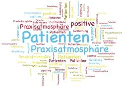 Zufriedene Patienten durch eine positive Gestaltung der Praxisatmosphäre