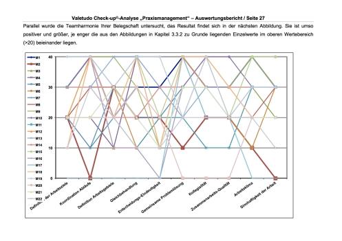 IFABS Röntgenbild Teamharmonie Valetudo Check-up