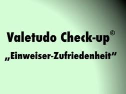 """Der Valetudo Check-up © """"Einweiser-Zufriedenheit"""" für Krankenhäuser"""