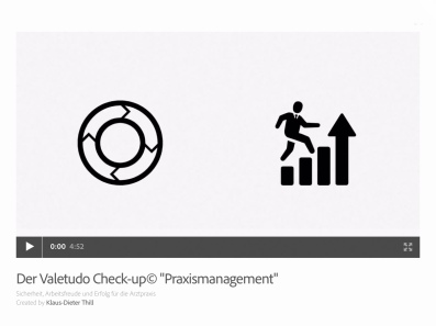 "Der Valetudo Check-up© ""Praxismanagement"""