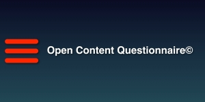 IFABS Open Content Questionnaire