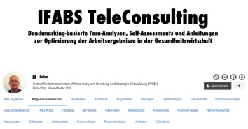 IFABS TeleConsulting-Shop Thill