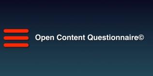 Open Content Questionnaire© (OCQ) - Einfach professionell befragen IFABS Thill