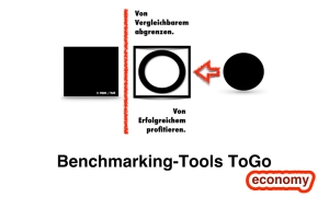 Benchmarking-Tools ToGo economy© IFABS Thill