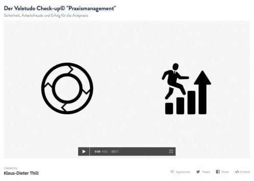Der Valetudo Check-up Praxismanagement IFABS Thill