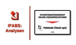 IFABS Thill Valetudo Check-up© Patientenzufriedenheit Online-Videosprechstunde