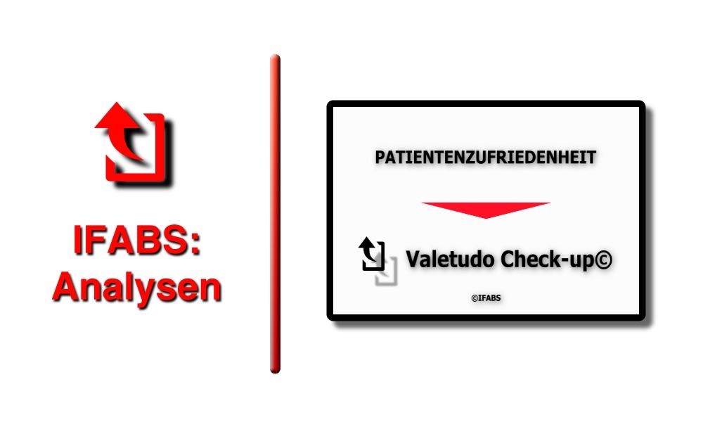 IFABS Thill Valetudo Check-up© Patientenzufriedenheit