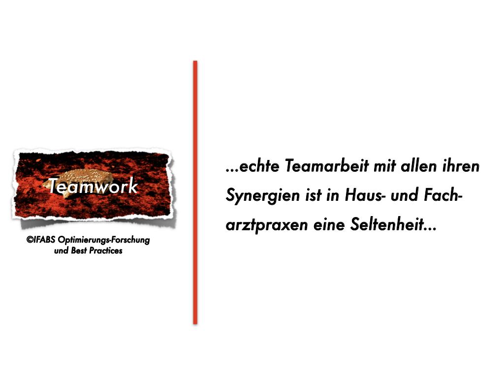 """Arztpraxis der Zukunft: Kostenloses Briefing Paper zum Erfolgsfaktor """"Teamwork-Professionalität"""""""