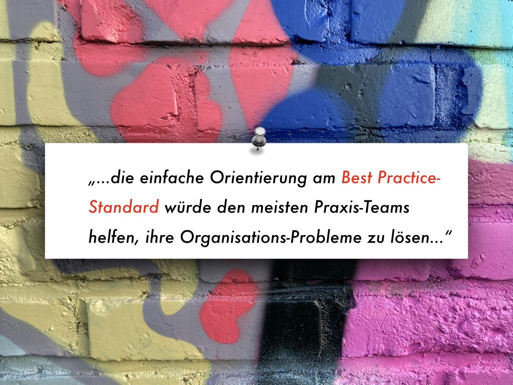 Praxis-Organisation: Betriebsvergleich zeigt ungenutzte Chancen in Haus- und Facharztpraxen