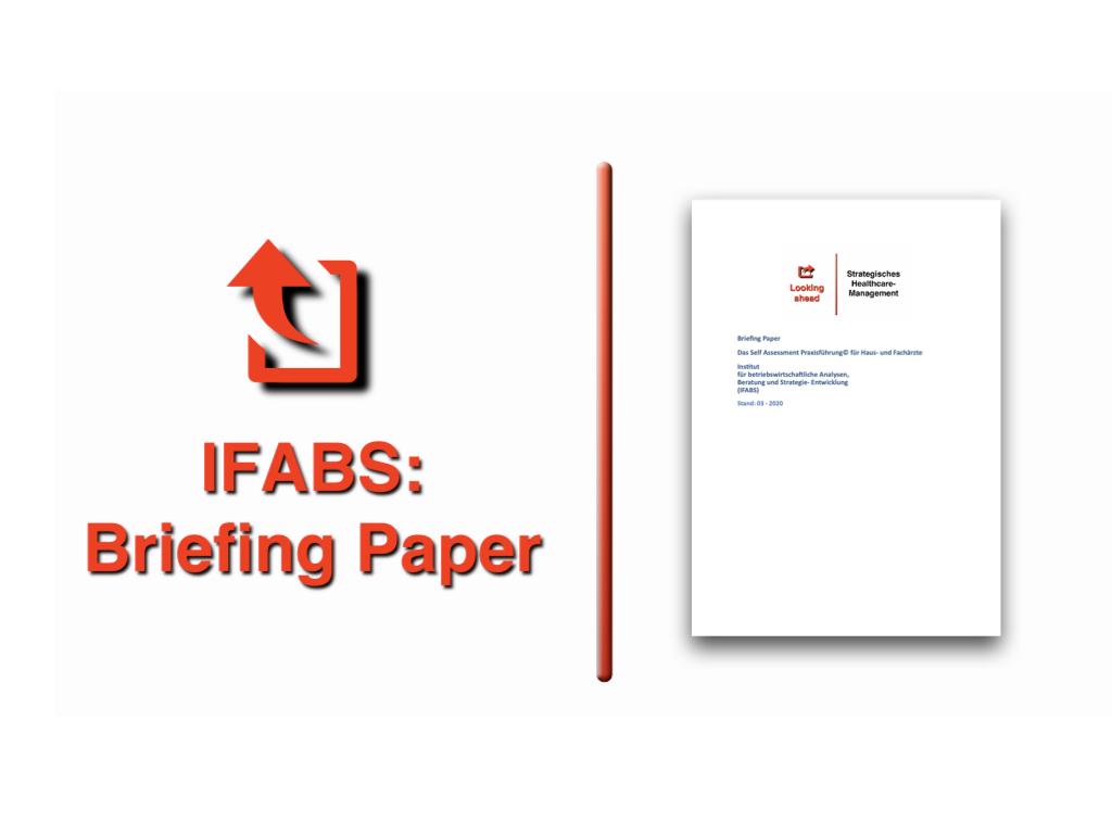 IFABS Das Self Assessment Praxisführung© für Haus- und Fachärzte